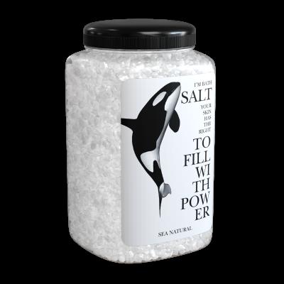 Соль морская природная с микроэлементами